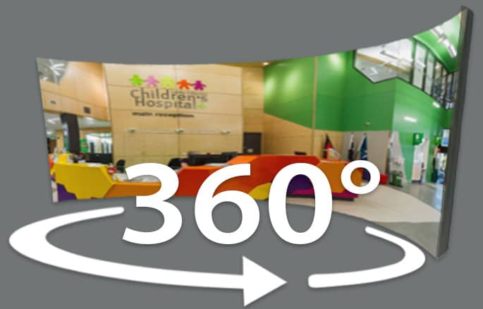virtual tour - Lady Cilento Childrens Hospital