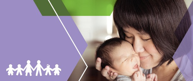 Queensland Centre for Perinatal Infant Mental Health banner