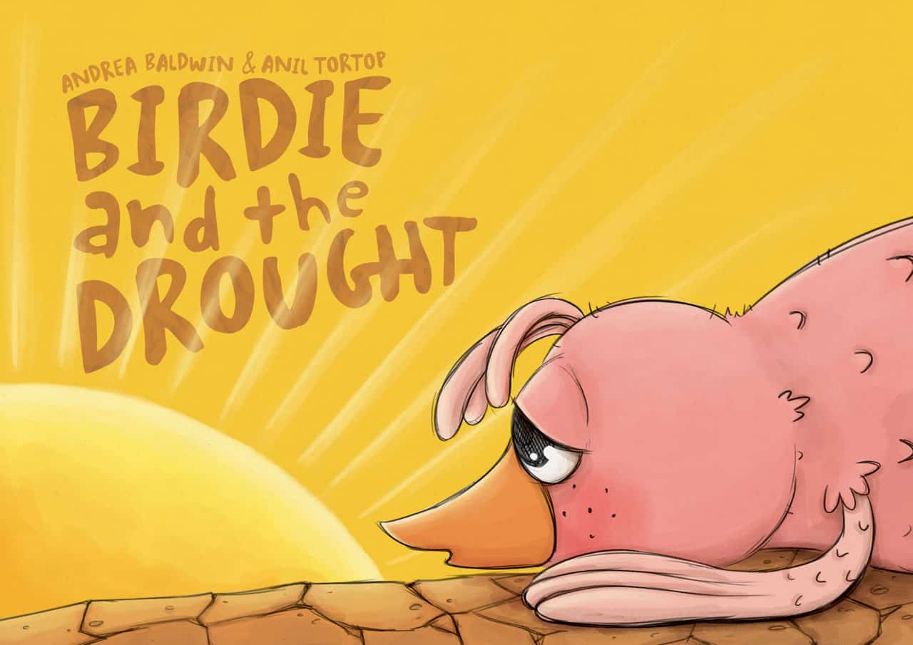 Birdie and the drought