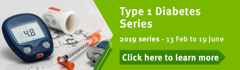 Project ECHO Type 1 Diabetes series